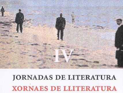 IV JORNADAS DE LITERATURA