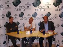 Jorge Ordaz, Juanjo Barral y Javier Lasheras