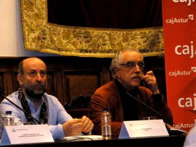 Armando Murias y Juan GArcía Campal