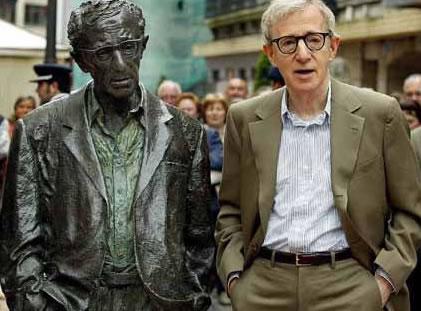 Postales de cine: Woody Allen cine