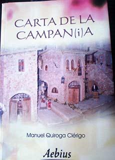 Portada CARTA DE LA CAMPAN(i)A