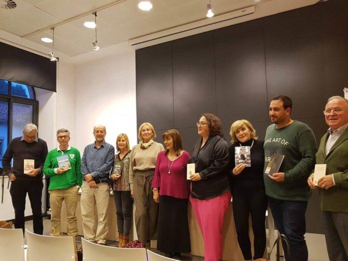 26, 27 y 28 de octubre Presentación de novedades literarias de los socios