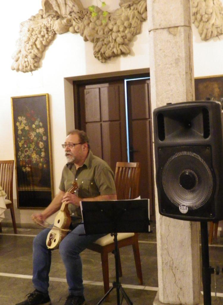 Recital musical de Daniel de la Cuesta