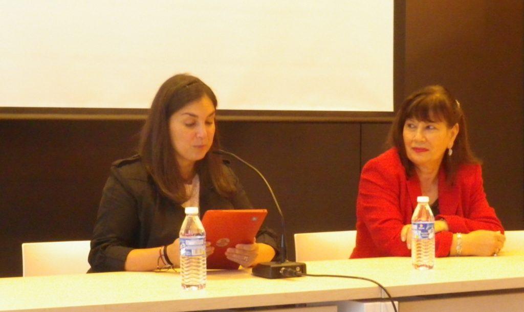 Presenta: M. Esther García. Ponente: Paula Lueje