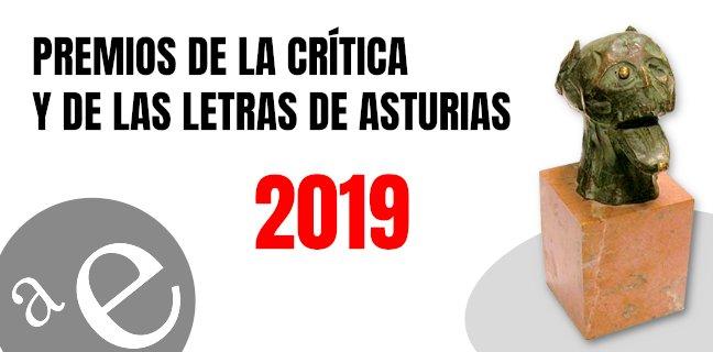 Premios de la Crítica y de las Letras de Asturias 2019